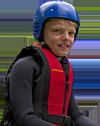Rafting und Canyoning für Familien