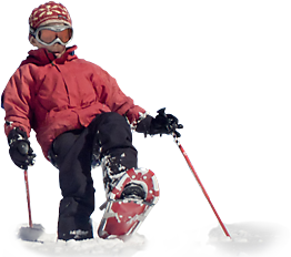 Schneeschuhtouren für Familien