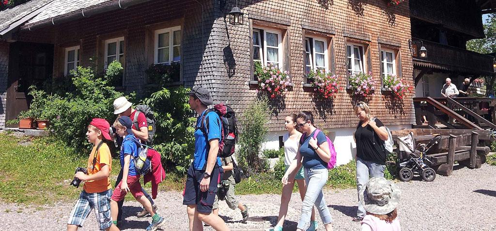 Erlebnis Urlaub für Familien mit Kindern im Schwarzwald